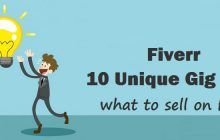 Fiverr idea: Simplest way to choose best fiverr gigs
