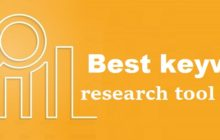 9 Best keyword research tool for SEO