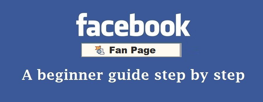 How to create a facebook page : A beginner guide step by step
