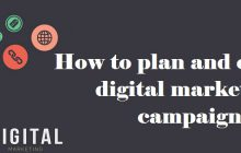 How to plan and execute best digital marketing campaigns