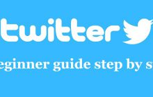 How to use twitter - A beginner guide step by step