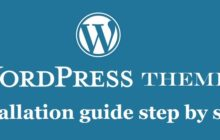 How to install WordPress theme : A step by step guide [screen shot]