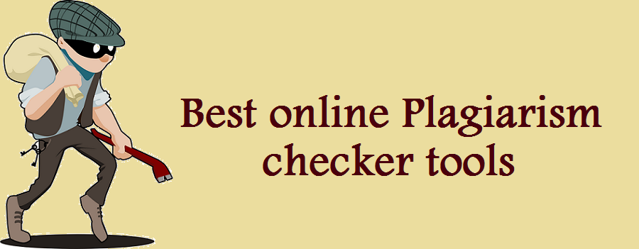 10 best free online plagiarism checker tools - Let's publish unique content