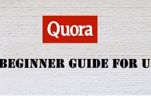 Quora from A to Z: A Beginner guide of how to use Quora [screen shot]