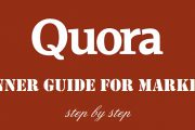 Quora- A way of marketing your website