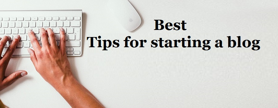The Blog Guru: tips for starting a blog