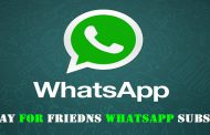 How to pay for friend, family and colleagues Subscription On WhatsApp?