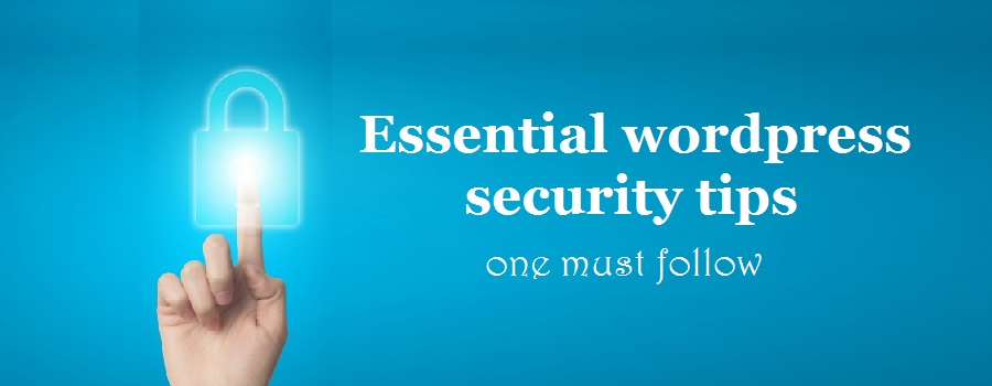7 Simple Steps to  secure WordPress site