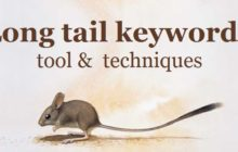 Long tail keywords - 8 tools for effectively search long keywords