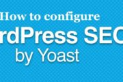 How to easily configure and use yoast SEO plugin