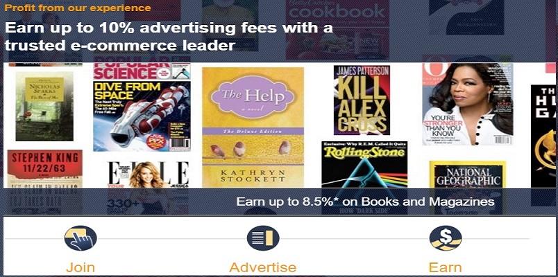 amazon associates - google adsense alternatives