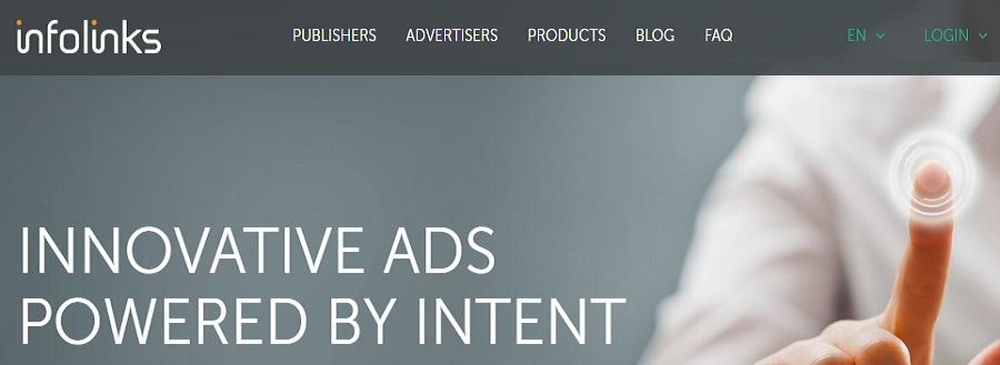 infolinks for ads