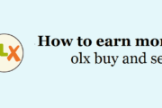 How to earn money by  olx buy and sell