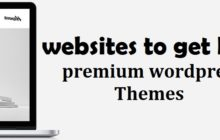 Top websites where you get best premium wordpress themes