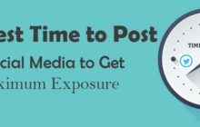 The Best Times to Post on Social Media to Get Maximum Exposure