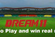 Fantasy cricket Dream 11-How to Play Dream 11 & win real money