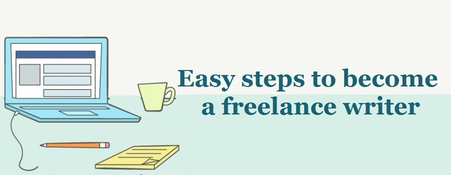 how to become a freelance writer - with no experience