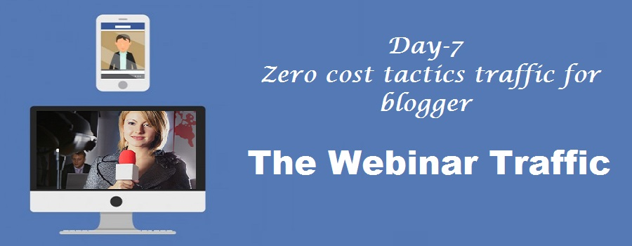 zero cost tactics to increase blog traffic-The Webinar Traffic