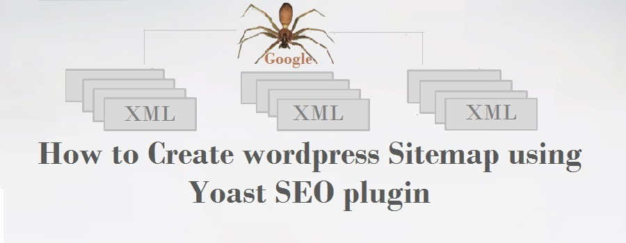 How to Create wordpress Sitemap using Yoast SEO plugin