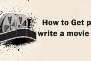 How to Get paid to write a movie review?