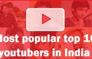 Most popular top 10 youtubers in India