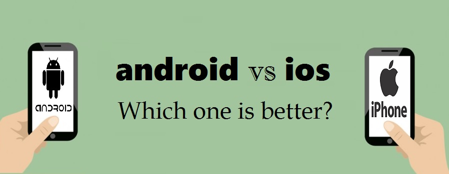 Key difference between iphone and android - every mobile user must know
