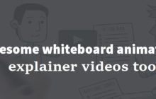 5 Awesome whiteboard animation explainer videos tools