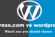 Which one you should choose wordpress.com vs wordpress.org
