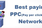 Top 5 best paying (Pay per click) PPC ad network