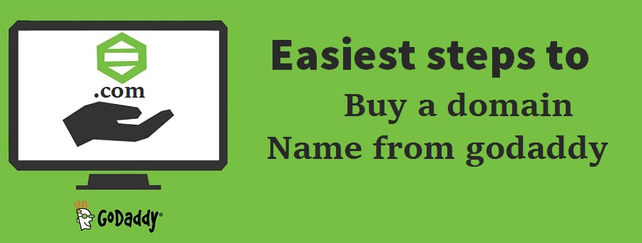 How easy to buy a domain from godaddy : Step by step guide