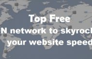 What is CDN and top free CDN network to skyrocket your site speed