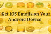The Easiest Way to get ios emojis for Android Device