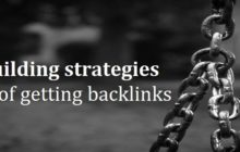 link building strategies for SEO - 13 Effective ways of getting backlinks