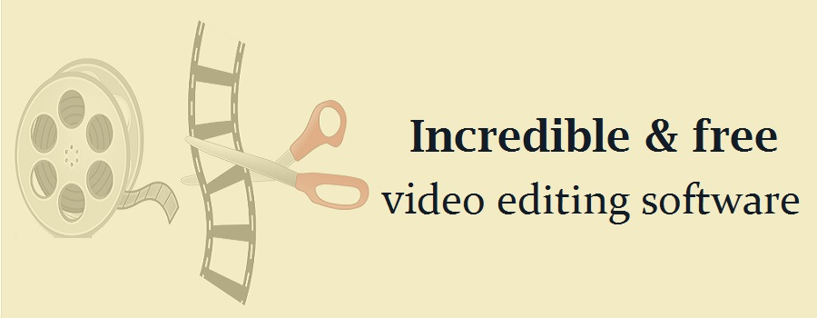 Top 5 incredible free video editing software - every youtuber must use