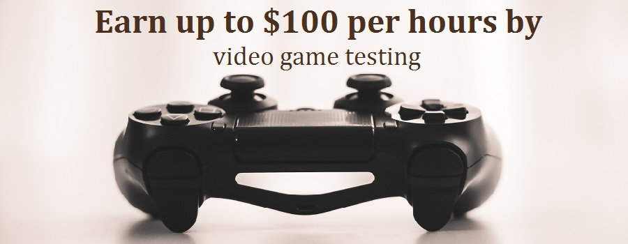 video game testing job