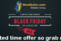 Best HostGator Deal Coupons and Flash Sale on Black Friday 2017