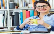 Ways to relax yourself while working at home or office