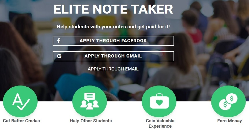 selling notes on Oneclass