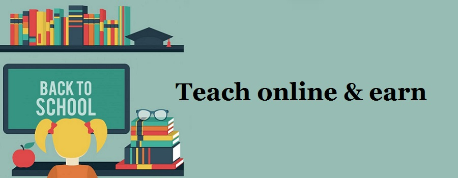 teaching online job