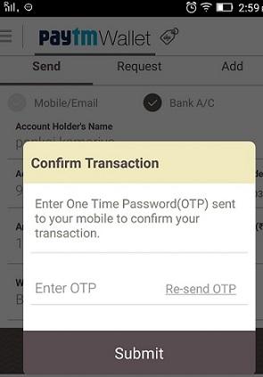 paytm-otp-for-verification