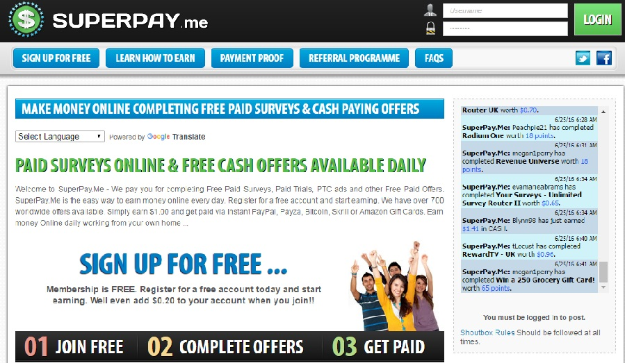 superpay-earn-online