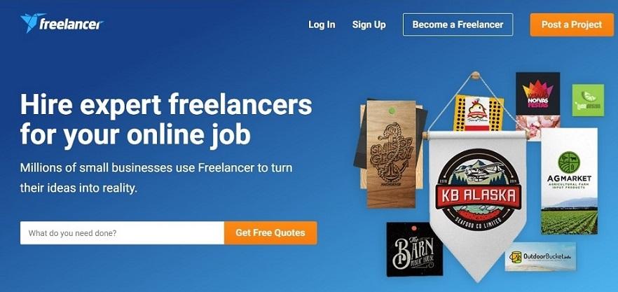 freelancer - how to start freelancing work