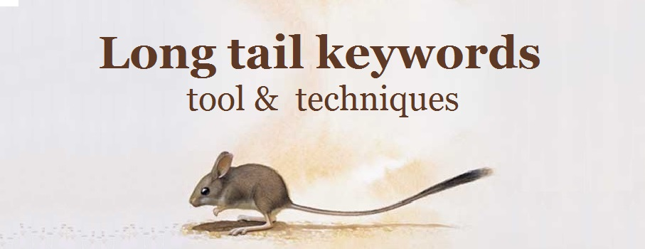 long tail keywords tool