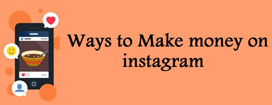 5 Surefire Ways to Make Money on Instagram