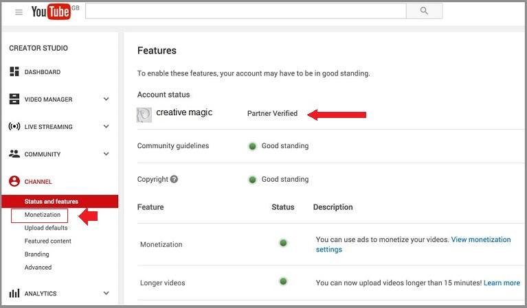 youtube-partner-verified-status