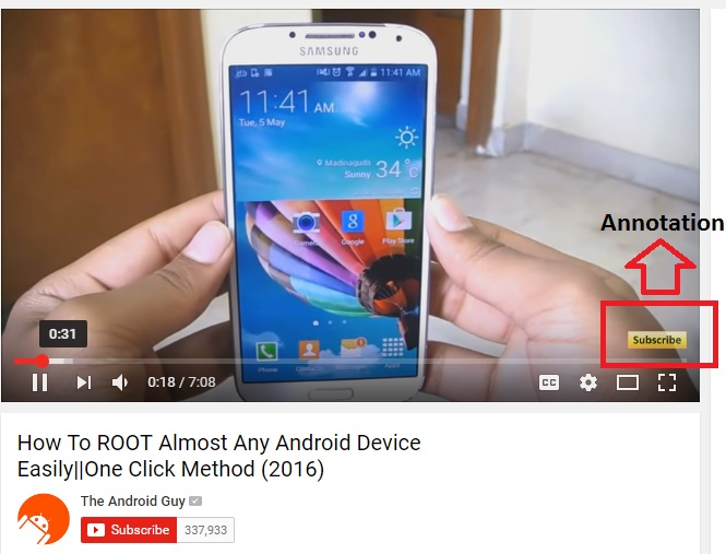 youtube-annotation
