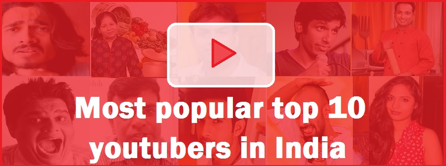 top indian youtubers