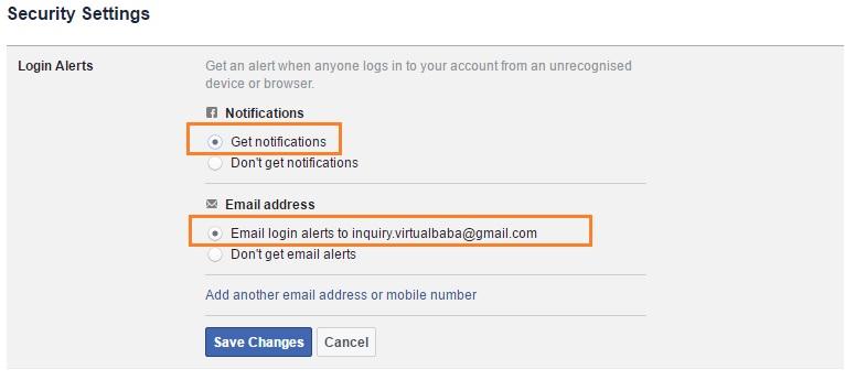 Facebook-login-alert