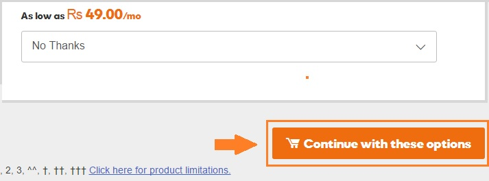 godaddy-continue-to-cart
