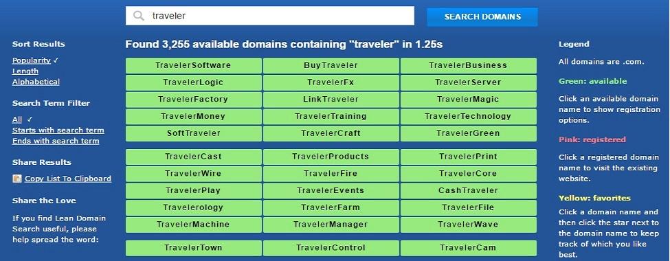 leandomainsearch-domain-name-generation-tool